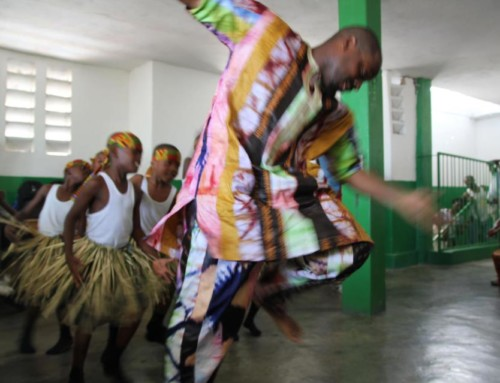 The Healing Aspects of Rhythm & Dance – Tackling Health Disparities among African-American Men