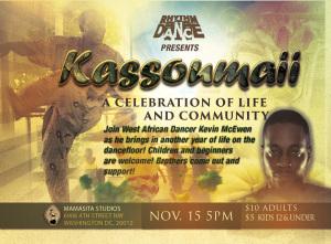 Kassoumaii - Come Together!