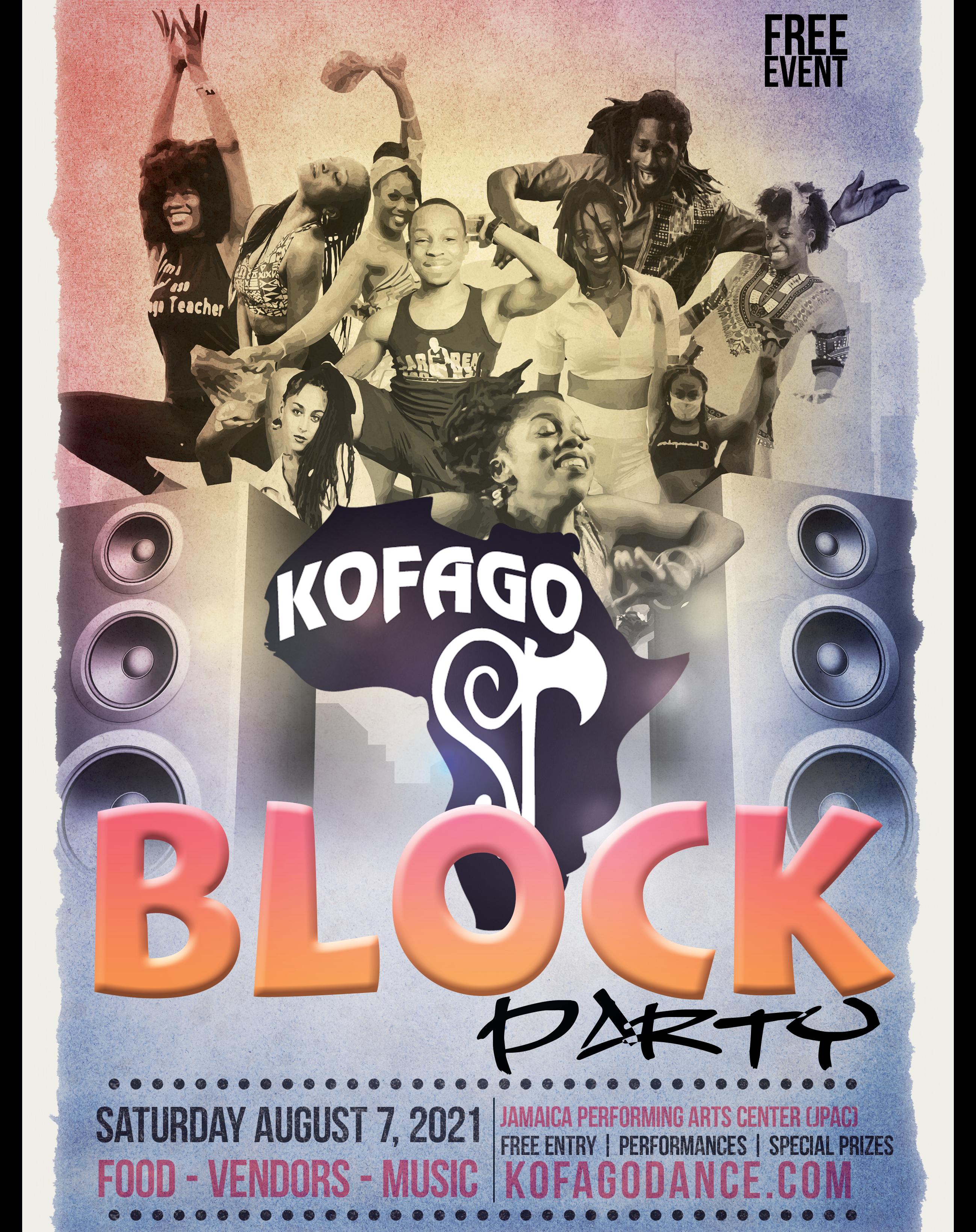 Kofago Block Party